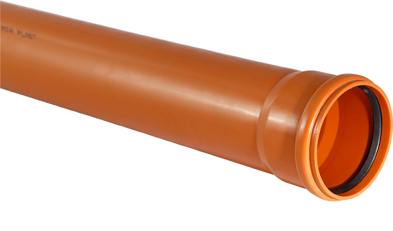 Haykal Plast PVC Pipes for sewage